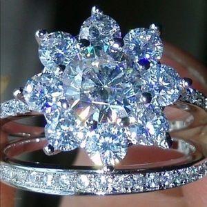 Flower 🌸 Shaped Ring Set